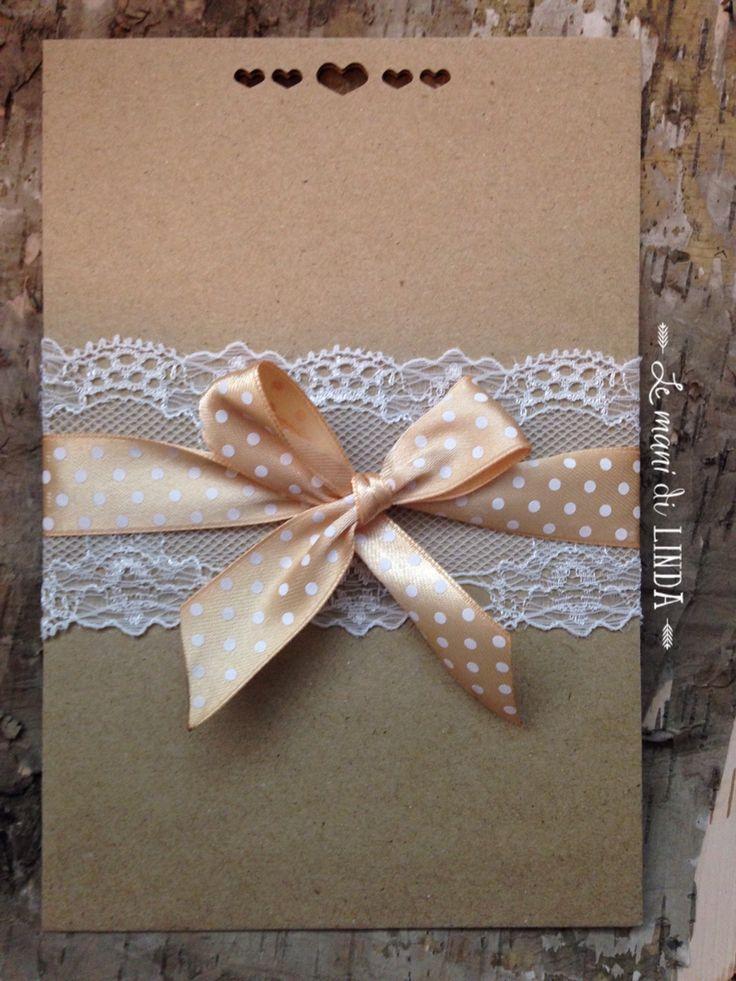 Favorito 78 best Partecipazioni - wedding invitation images on Pinterest  IZ59