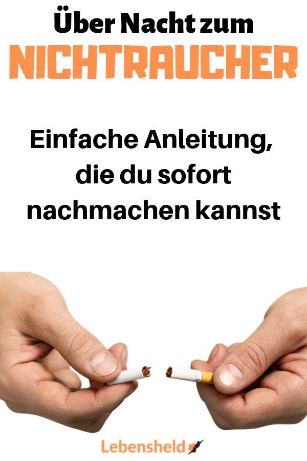 Wie mit dem Rauchen aufhören & welche Möglichkeiten gibt es?