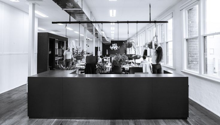 Flinders Lane Office || Genton Architecture