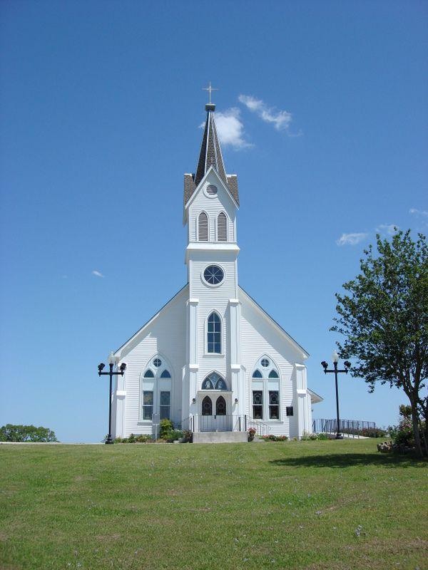 St. Mary Church ~ Ellinger, Texas