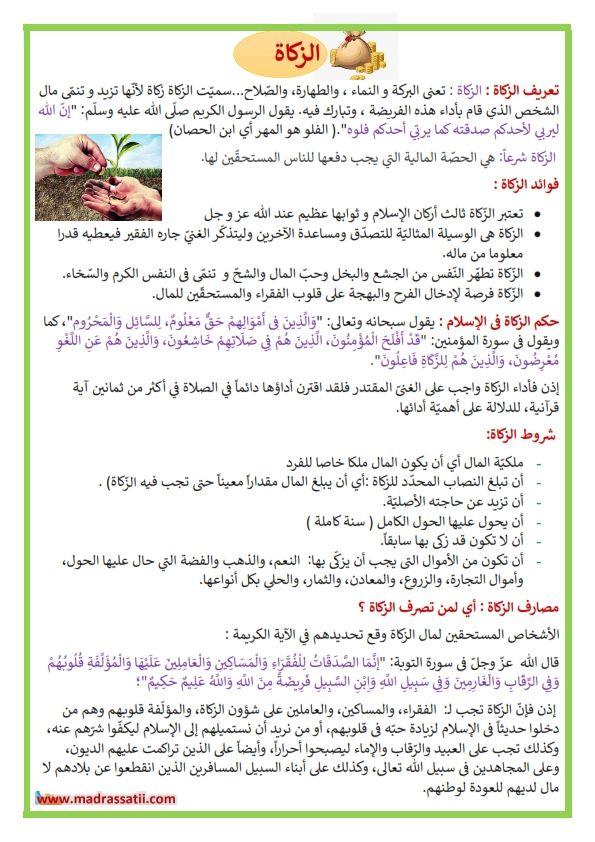 من أركان الاسلام الزكاة Madrassatii Com Food Photography Background Background For Photography Food Photography