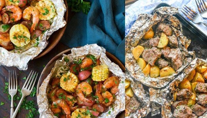 25 dinners without packing on the grill!   – Recipes to try this week