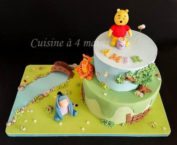 Winnie l/'ourson Cookie Cutter//Fondant//Icing