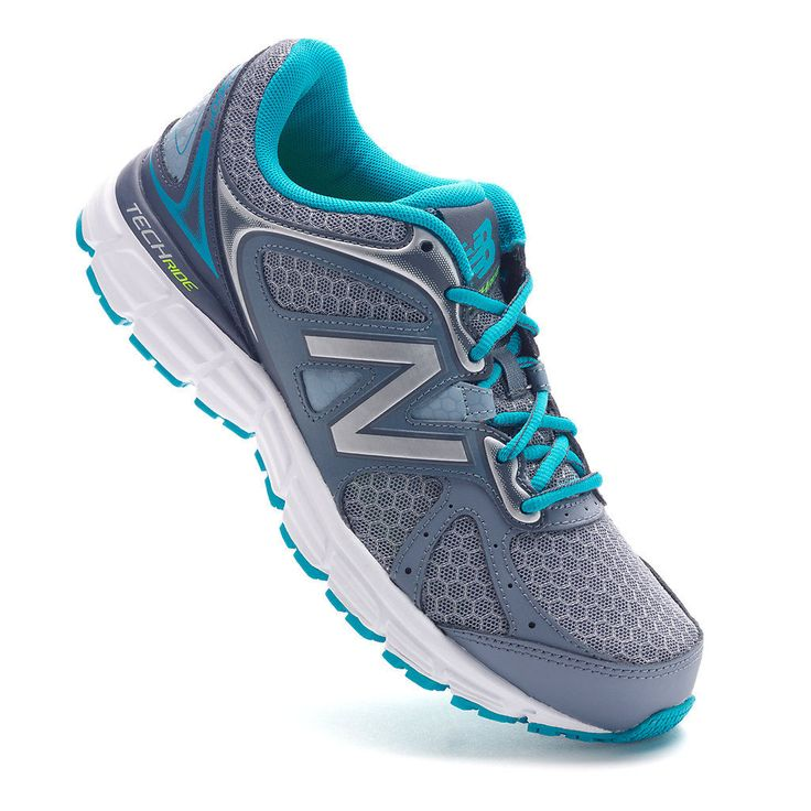 New Balance  Women S Tech Ride Dual Comfort Running Shoes