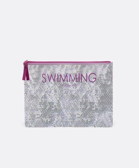 Small swimming bag - OYSHO