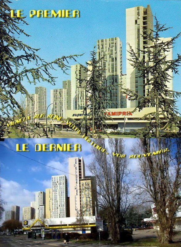 LA CROIX BLANCHE - MAGASINS D'HIER ET D'AUJOURD'HUI