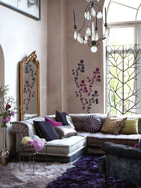 I would love to have a living room that looks like this!