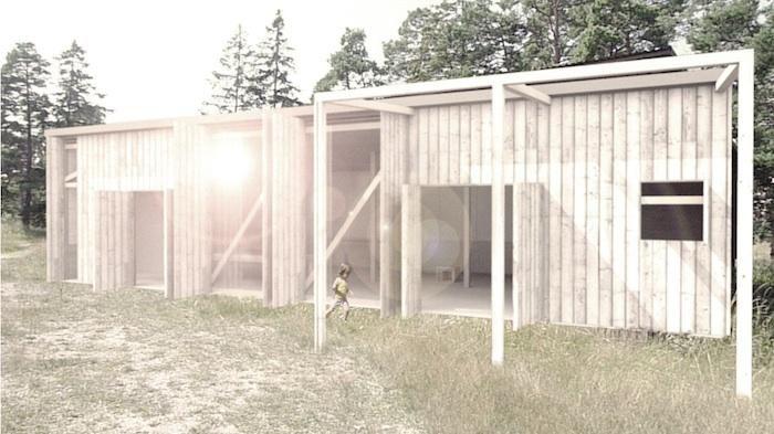 barns-exteriors-facades-garages-light-wood