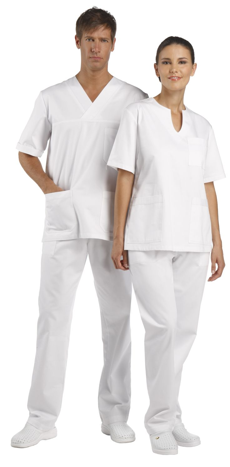 #Divisa medicale #rbdivise - Casacca Chirurgo bianco / Casacca Margherita - Cotone 60% Poly 40% - A partire da € 22,50.     Per visionare tutti i modelli, le taglie, i tessuti e i colori, vai sul sito all'indirizzo www.rbdivise.it!