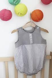 """Résultat de recherche d'images pour """"patron couture facile pour bébé 1 mois"""""""