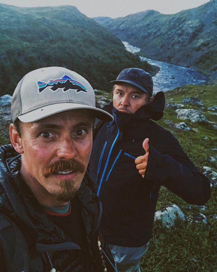 Jasper Pääkkönen spent a week in a Sidorovka river Kola peninsula