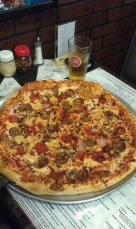 Boone, NC - Capone's Pizza --You will not find better pizza anywhere.