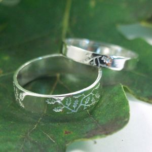 Rings for him & her #bridaljewellery #weddingplanning http://brieonabudget.com/pinterest/