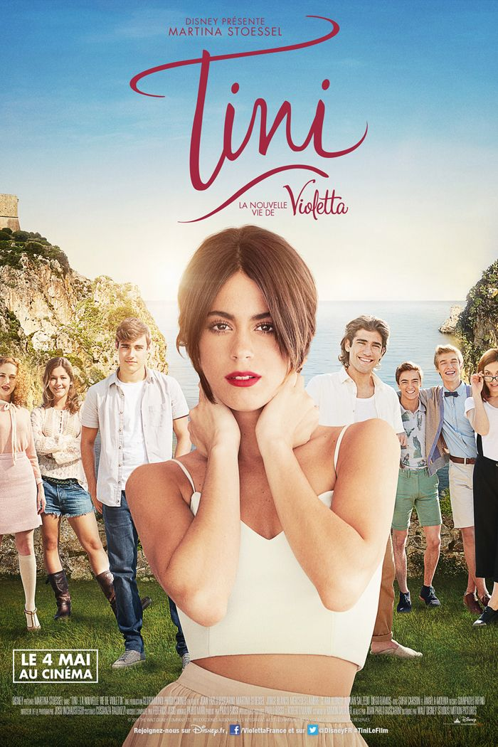 Tini la nouvelle vie de Violetta - Le 04/05/16 à Kinepolis https://kinepolis.fr/films/tini-la-nouvelle-vie-de-violetta