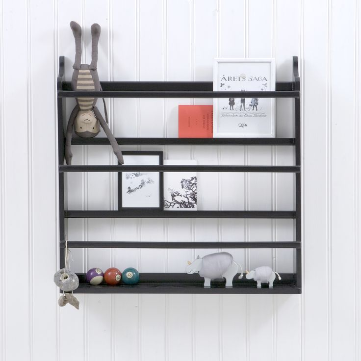Plate rack black, Oliver Furniture Denmark.  www.oliverfurniture.com
