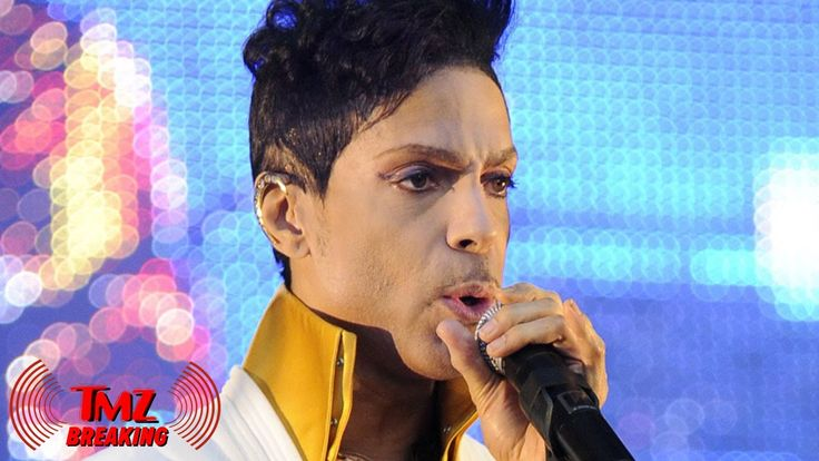 Prince Dead at 57 [BREAKING NEWS]