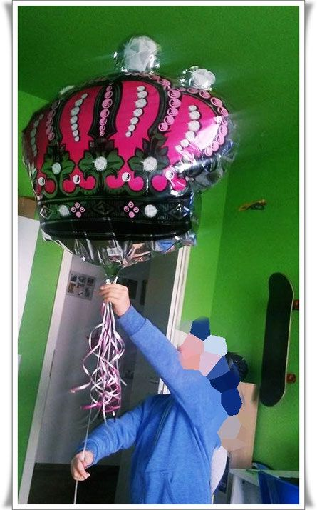 Versuchskaninchen: Ballongruesse.de♥♥♥