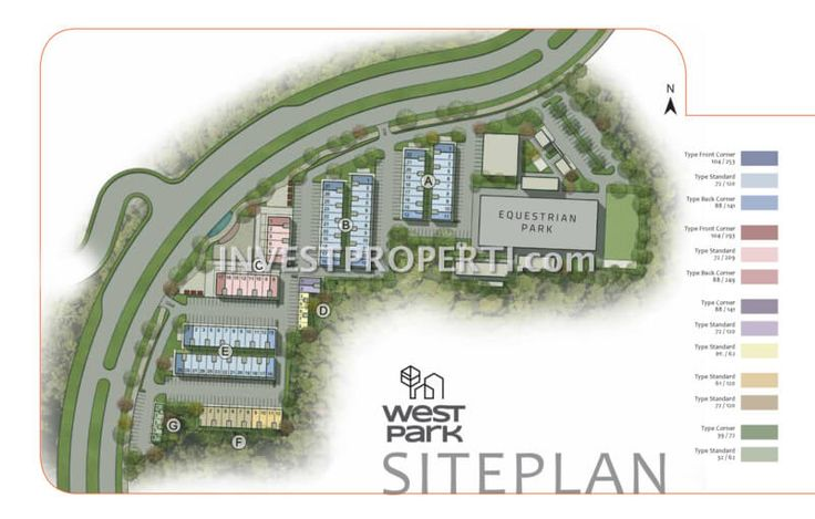 West Park BSD Site Plan