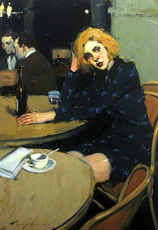 Waiting for a friend Malcolm T. Liepke