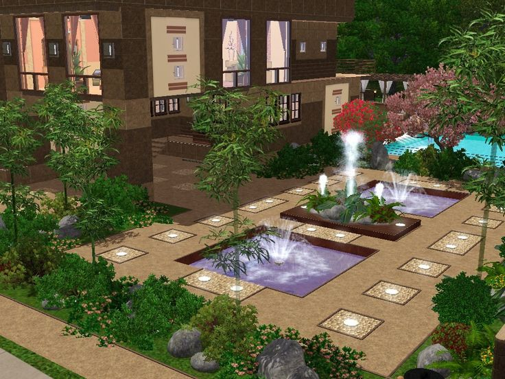 Sims - 65 Best Sims Images On Pinterest The Sims, Sims 3 And Sims House