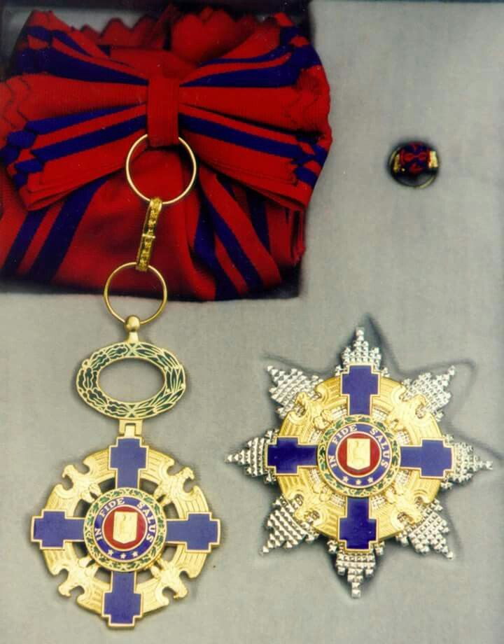 Grand Cross of the Order of the Star of Romania