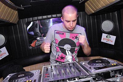 Partybus DJ in Krakow/Katowice/Tychy
