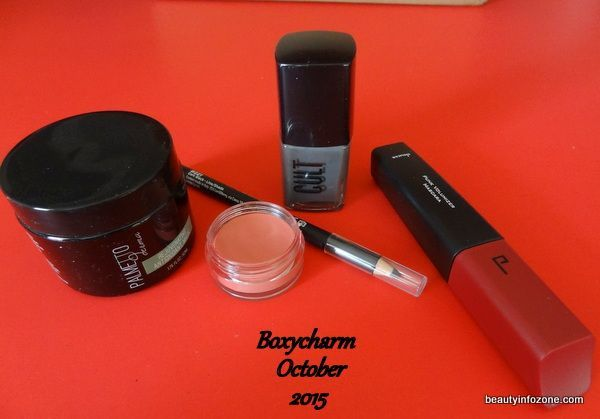 Boxycharm for October, Faces of the Moon