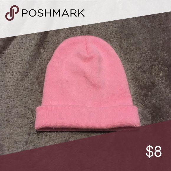 Pink beanie Pink beanie Accessories Hats