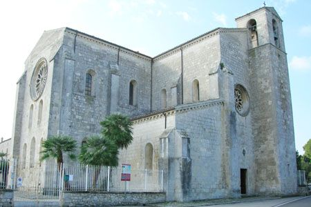 One attractive aspect of the Cistercian order was the architecture. It is considered to be the most beautiful architecture in the medieval time. The abbey pictured if the Abbey church of Santa Maria Arabona, Italy. Cistercian architecture focused not so much on ornaments and decoration, but simple and smooth stone that would not be distracting.
