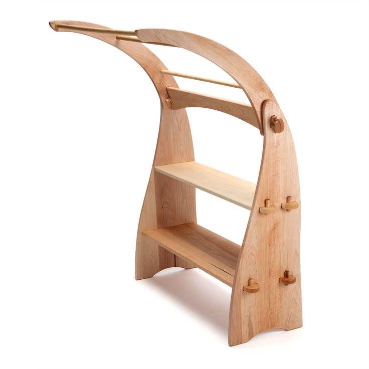 Primitive Doll Furniture Set, Fairy Furniture, Waldorf Inspired Play |  Fairy Furniture, Primitives And Plays