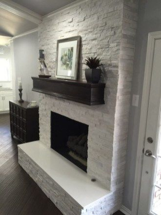 Best 25 small fireplace ideas on pinterest small log burner white fireplace mantels and - Incredible central fireplace ideas ...