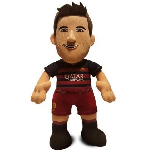 F.C. Barcelona Bleacher Creature Messi