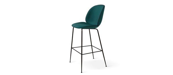 Beetle Counter Chair Barstol från Gubi