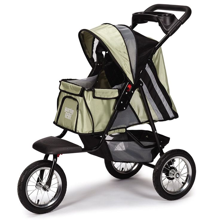 Guardian Gear Sprinter EXT II Stroller for Dogs and Cats