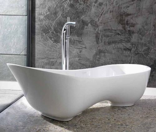 Ergonomic Freestanding Bathtub By Victoria + Albert   New Cabrits