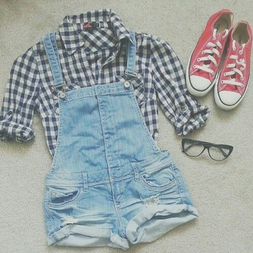 Hipster. The shorts part needs to be a little bit longer though.