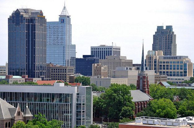 Raleigh | 18 Words That Have A Totally Different Meaning In North Carolina-What it means in North Carolina: A place that makes you wonder why Charlotte isn't the capital of the state.