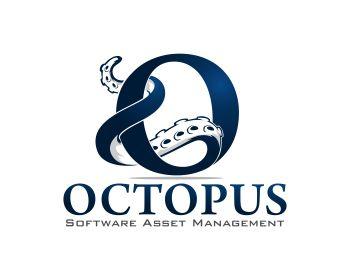 Logo design entry number 37 by masjacky | Octopus Software Asset ...