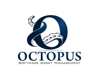 Logo design entry number 37 by masjacky | Octopus Software Asset ...