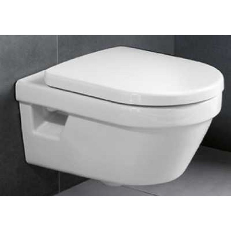 Villeroy & boch Omnia architectura wandcloset 37x53 diepspoel direct flush, pergamon