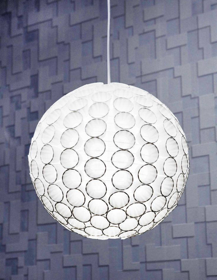 Paper Cup Pendant Light Shade
