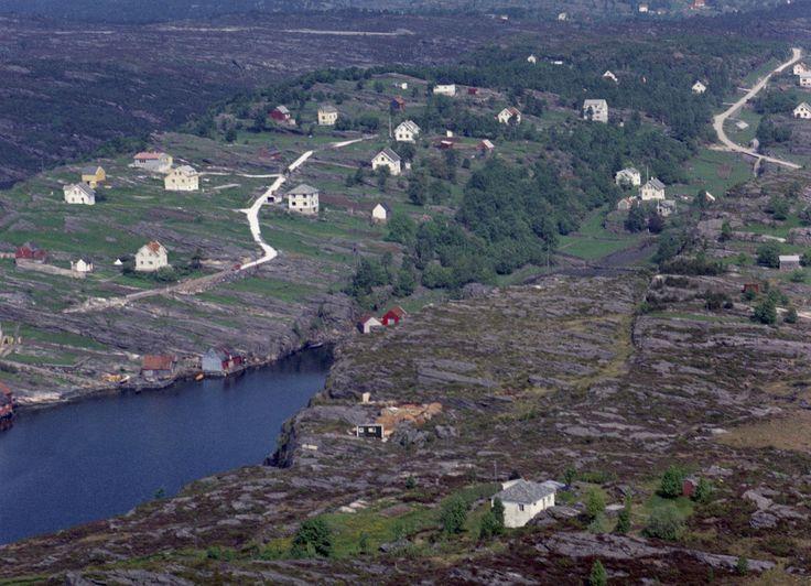 Flyfoto fra bygdene