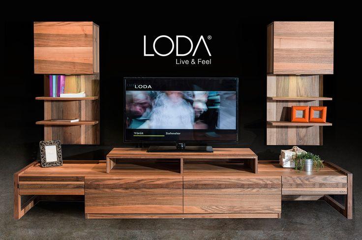 Numa TV Ünitesi / Numa TV Unit / #mobilya #furniture #tasarım #dekorasyon #stil #style #design #decoration #home #homestyle #homedesign #loft #loftstyle #homesweethome #diningroom #livingroom #oturmaodası #tvünitesi #ahsapmobilya #lodamobilya