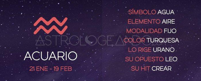 Acuario: Características #Astrología #Zodiaco #Astrologeando #Acuario