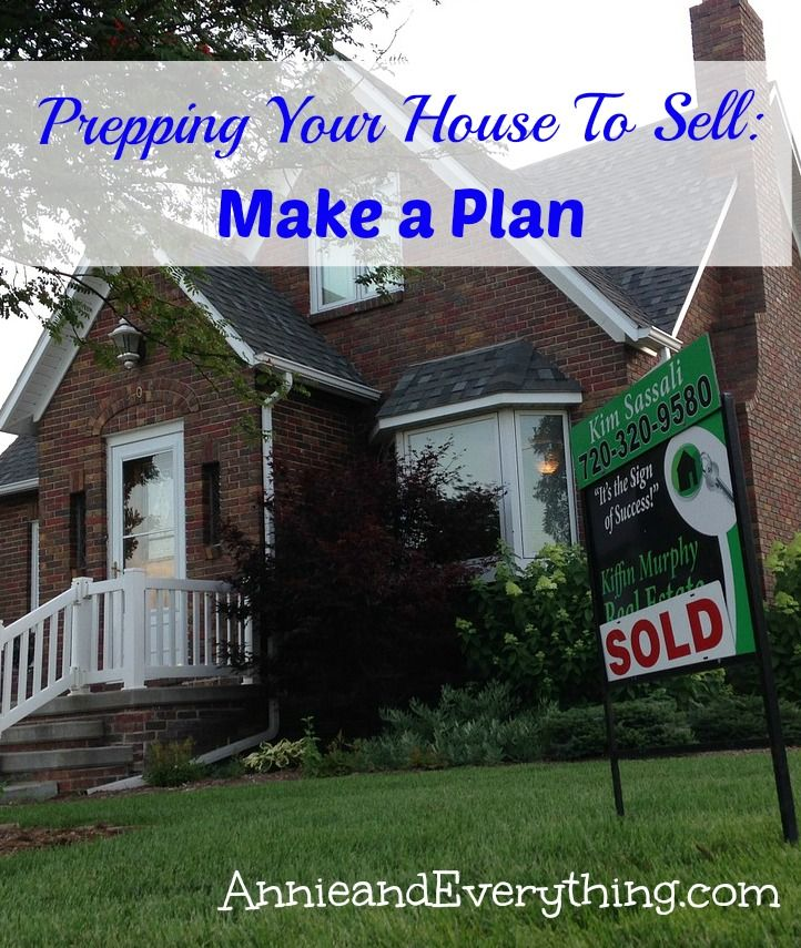 What does it take to get your house ready to sell in today's market? This series will get you from the planning stages to putting the sign in the yard.