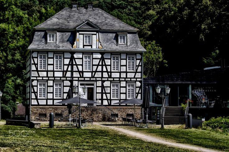 Popular on 500px : Old halftimbered house by Bilderreisen