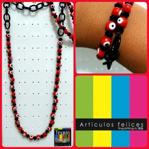 Juego OjoalOjo #tinguistiringuis  #accesoriosfelices  #playerastyle  $25