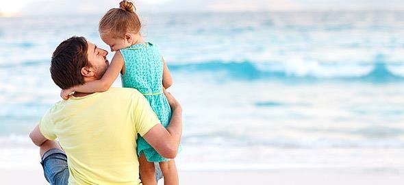 Ο ρόλος του μπαμπά στην ανατροφή των παιδιών όχι μόνο είναι ισάξιος με αυτόν της μαμάς, αλλά και ουσιαστικός!