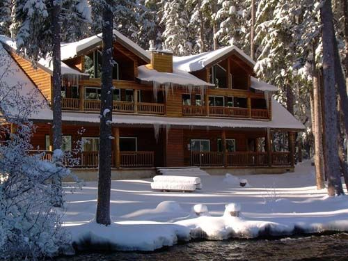 Eagles Nest at Shelter Cove Resort in Odell Lake, Oregon | PNW Party Planning | Pinterest | Cove F.C., Pacific crest trail and Nest