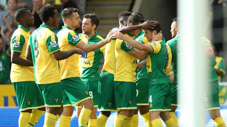 @NorwichCity 'yellows' #9ine